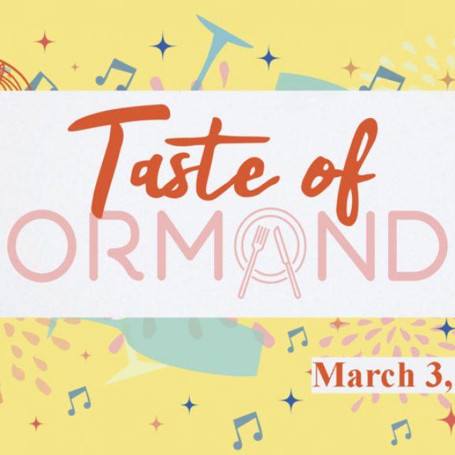 Taste of Ormond 2019