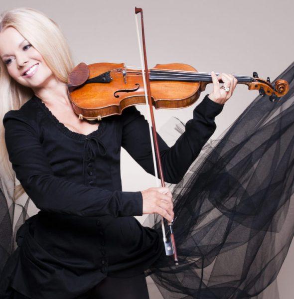 An Evening with Máiréad Nesbitt – Celtic Fiddler