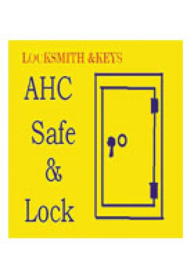 AHC Safe and Lock