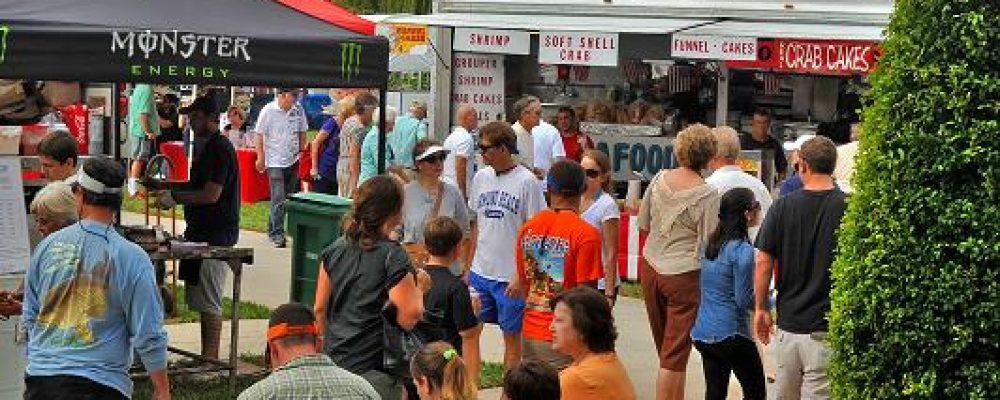 Ormond Beach Riverfest Seafood Festival